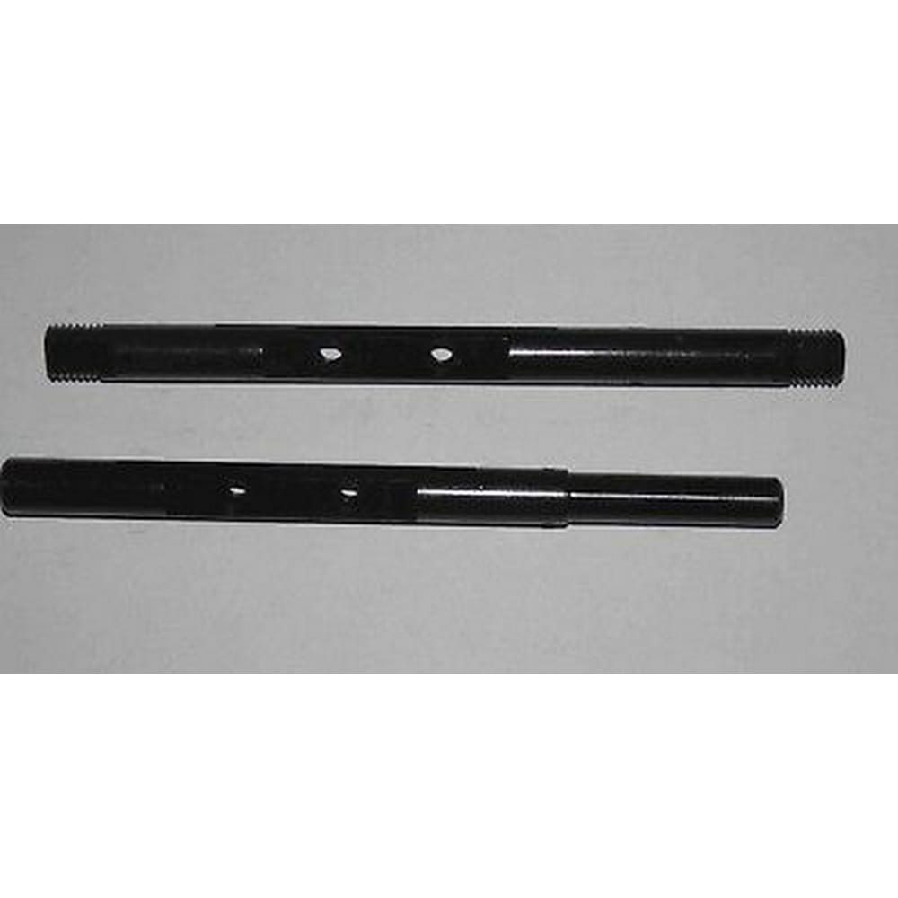 FERRARI WEBER 40 DCZ CARBURETOR SHAFTS-A PAIR