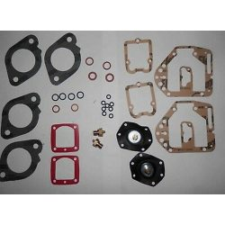 SOLEX 40 ADDHE CARBURETOR BASIC REBUILD KIT -ONE PAIR