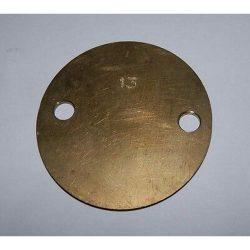 SOLEX 44 PHH CARBURETOR THROTTLE PLATE 13°