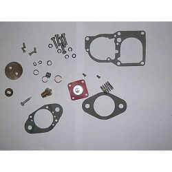 BMW SOLEX 38/40 PDSI  CARBURETOR SERVICE KIT WITH FASTNERS
