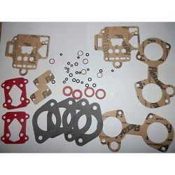DELLORTO 45 DHLA CARBURETORS GASKET KIT-FOR ONE PAIR