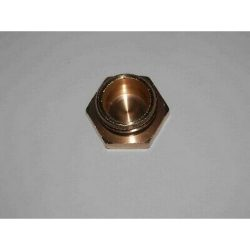 WEBER DCNF CARBURETOR FUEL FILTER COVER