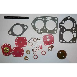 SOLEX 34 PBIC CARBURETOR REBUILD KIT SHAFT INCLUDED