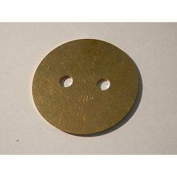 WEBER 45 DCOE THROTTLE PLATE-78°