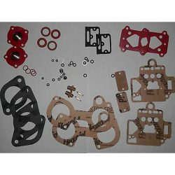 DELLORTO 40 DHLA CARBURETORS SERVICE KIT-FOR ONE PAIR