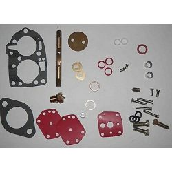 SOLEX 34 PBIC CARBURETOR  SERVICE KIT WITH ADDED SCREWS