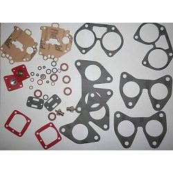 LANCIA FULVIA SOLEX 35 PHH CARBURETOR SERVICE KIT ONE PAIR