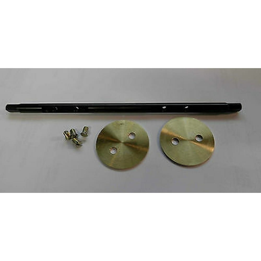 PORSCHE 912 SOLEX 40 PII-4 SINGLE SHAFT AND PLATES OVERSIZED 8.2mm