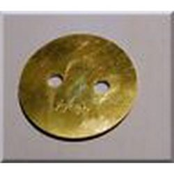 WEBER 40 DCOE/DCOM THROTTLE PLATE-79°30