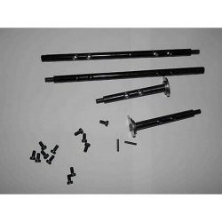 WEBER 46 IDA 3 BBL CARBURETOR SHAFTS  ENLARGED 8.1mm SET READY TO FIT