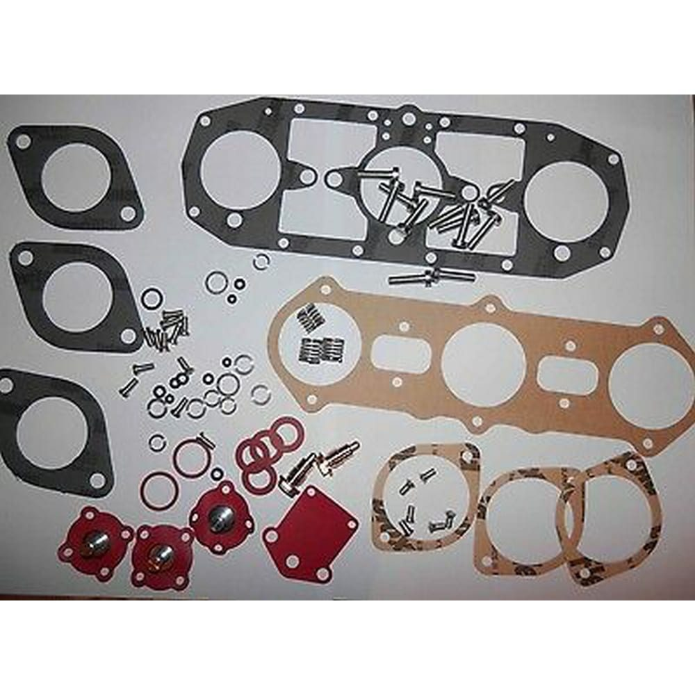 ZENITH 40 TIN CARBURETOR SERVICE KIT WITH FASTNERS