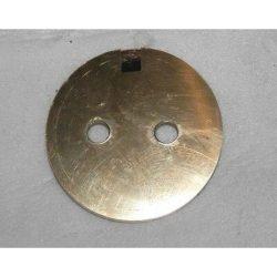 MASERATI WEBER 42 DCNF 98/150 THROTTLE PLATE-78°