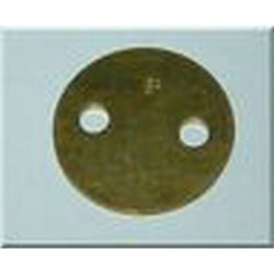 SOLEX PBIC/PAIA THROTTLE PLATE-8°