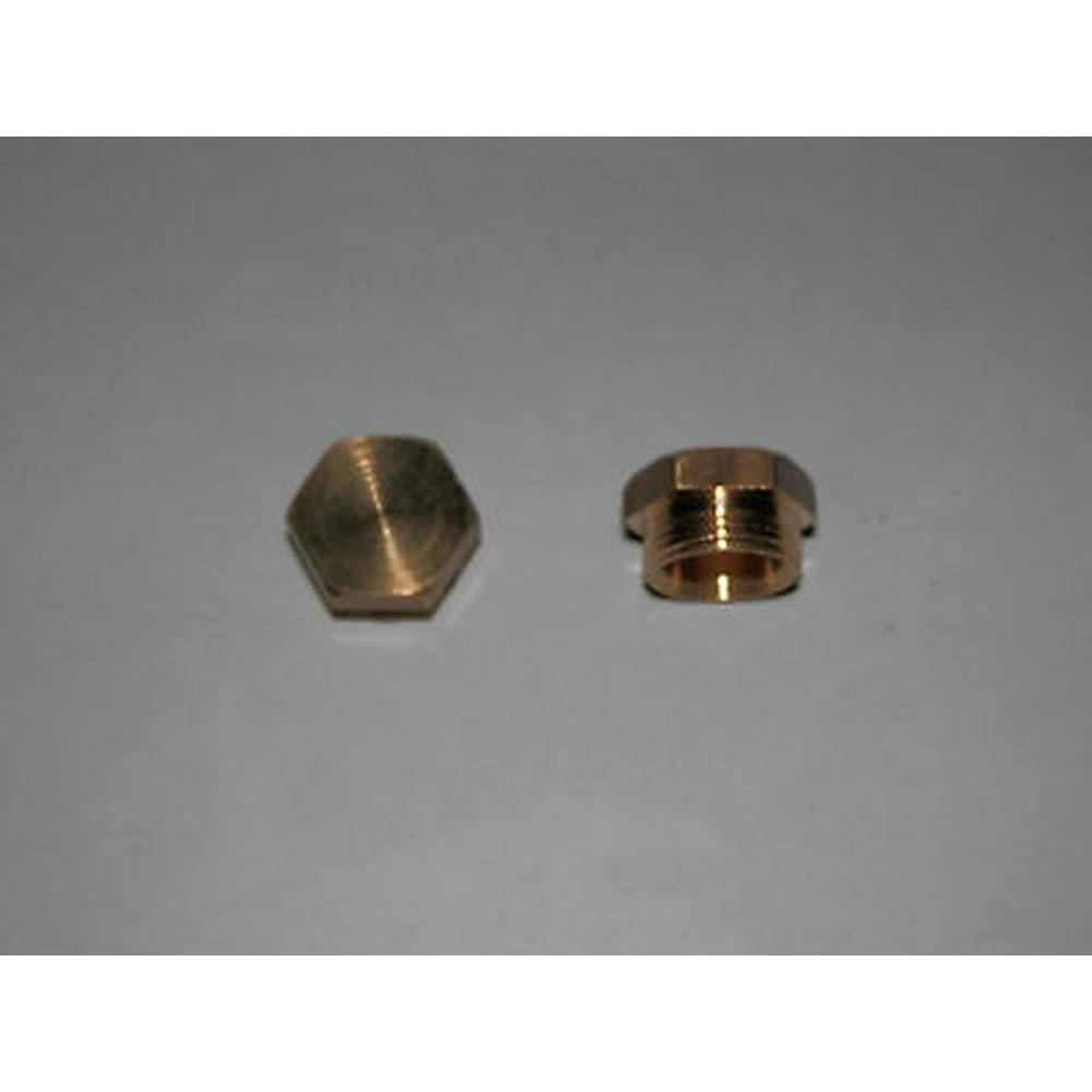 DELLORTO DHLA CHOKE PISTON COVER NUT