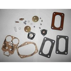 FIAT 850 COUPE WEBER 30 DIC CARBURETTOR SERVICE KIT WITH HEAT INSULATOR