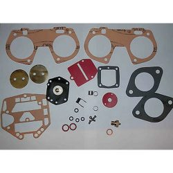 VW K70 SOLEX 40 DDHT CARBURETOR SERVICE KIT