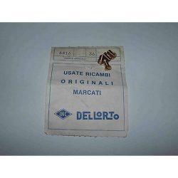 DELLORTO  DHLA/DRLA  BUTTERFLIES SECURING SCREWS 6416 ORIGINALS