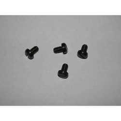WEBER CARBURETORS' FLAT HEAD BUTTERFLY SECURING SCREWS
