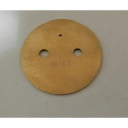 DELLORTO 48 DRLA THROTTLE PLATE